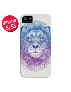 Coque Lion pour iPhone 5