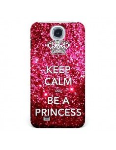 Coque Keep Calm and Be a Princess pour Samsung Galaxy S4 - Nico