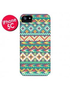 Coque Azteque Navahoy pour iPhone 5C - Rachel Caldwell