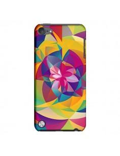 Coque Acid Blossom Fleur pour iPod Touch 5 - Eleaxart