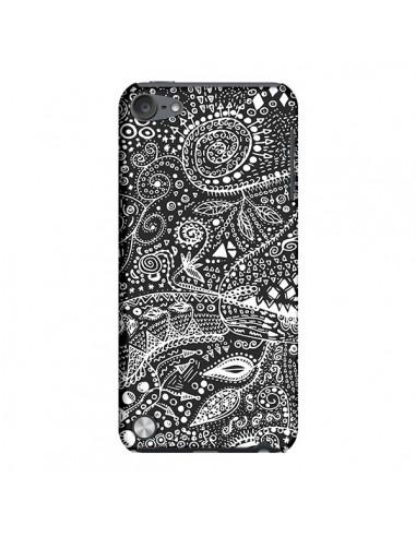 Coque Azteque Noir et Blanc pour iPod Touch 5 - Eleaxart