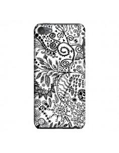 Coque Azteque Blanc et Noir pour iPod Touch 5 - Eleaxart