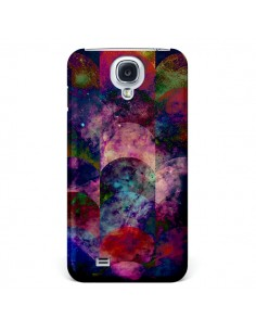 Coque Abstract Galaxy Azteque pour Galaxy S4 - Eleaxart