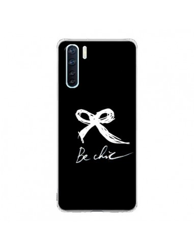 Coque Oppo Reno3 / A91 Be Chic Noeud...