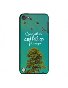 Coque Let's Go Far Away Tree Arbre pour iPod Touch 5 - Eleaxart