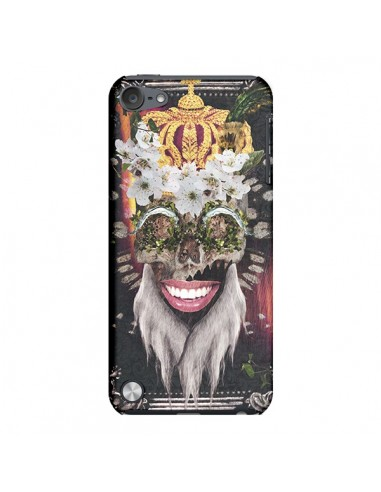 Coque My Best Costume Roi King Monkey Singe Couronne pour iPod Touch 5 - Eleaxart