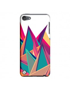 Coque Triangles Intensive Pic Azteque pour iPod Touch 5 - Eleaxart