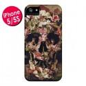 Coque Jungle Skull Tête de Mort pour iPhone 5 et 5S - Ali Gulec