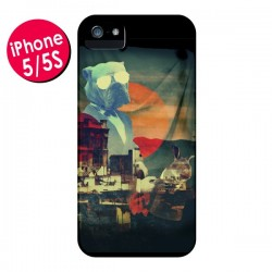 Coque Abracadabra Magicien Chien Lapin pour iPhone 5 et 5S - Ali Gulec
