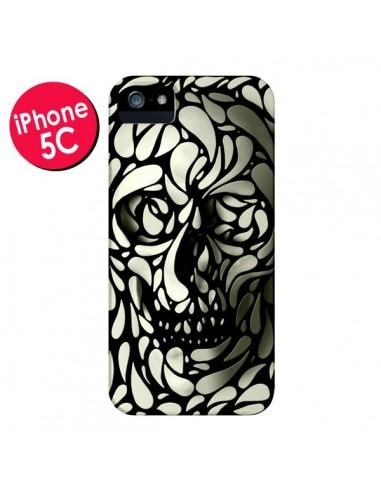 coque iphone 5c skull tete de mort ali gulec