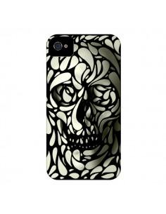 Coque Skull Tête de Mort pour iPhone 4 et 4S - Ali Gulec