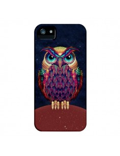 Coque Chouette Owl pour iPhone 4 et 4S - Ali Gulec