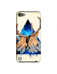 Coque Cerf Triangle Seconde Chance pour iPod Touch 5 - Maximilian San