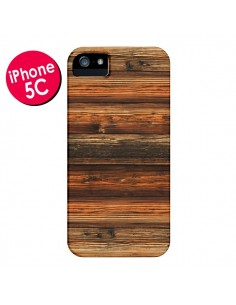Coque Style Bois Buena Madera pour iPhone 5C - Maximilian San