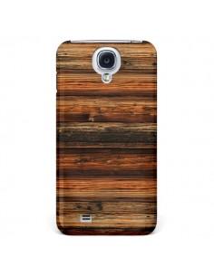 Coque Style Bois Buena Madera pour Samsung Galaxy S4 - Maximilian San