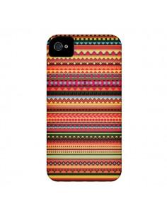 Coque Azteque Bulgarian Rhapsody pour iPhone 4 et 4S - Maximilian San