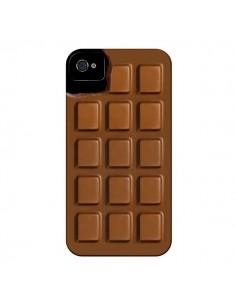 Coque Chocolat pour iPhone 4 et 4S - Maximilian San