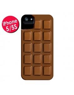 Coque Chocolat pour iPhone 5 et 5S - Maximilian San