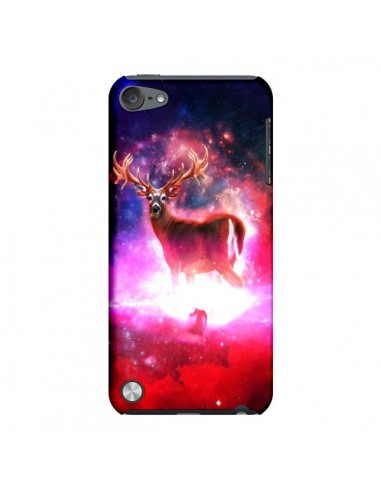 Coque Cosmic Deer Cerf Galaxy pour iPod Touch 5 - Maximilian San