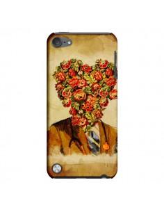 Coque Docteur Love Fleurs pour iPod Touch 5 - Maximilian San