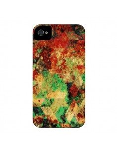 Coque Azteque Geometric Triangle pour iPhone 4 et 4S - Maximilian San