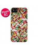 Coque Azteque Triangle Geometric World pour iPhone 5C - Maximilian San