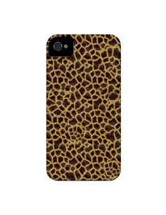 Coque Girafe pour iPhone 4 et 4S - Maximilian San