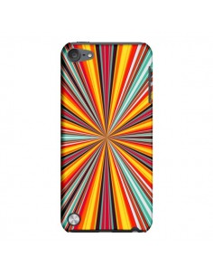 Coque Horizon Bandes Multicolores pour iPod Touch 5 - Maximilian San