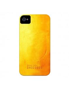 Coque Steve Jobs pour iPhone 4 et 4S - Maximilian San