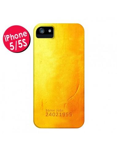 Coque Steve Jobs pour iPhone 5 et 5S - Maximilian San