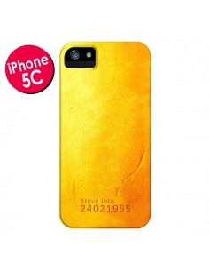 Coque Steve Jobs pour iPhone 5C - Maximilian San