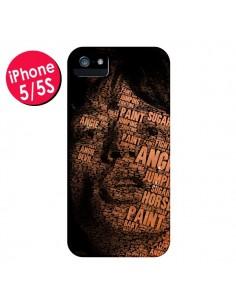 Coque Mick Jagger pour iPhone 5 et 5S - Maximilian San