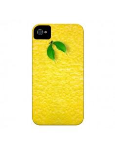 Coque Citron Lemon pour iPhone 4 et 4S - Maximilian San