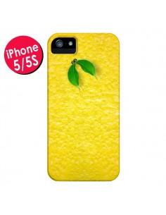 Coque Citron Lemon pour iPhone 5 et 5S - Maximilian San