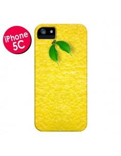 Coque Citron Lemon pour iPhone 5C - Maximilian San