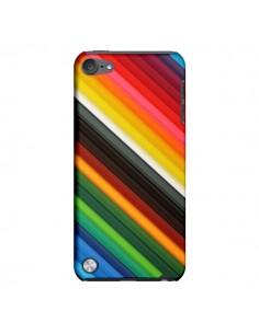 Coque Arc en Ciel Rainbow pour iPod Touch 5 - Maximilian San