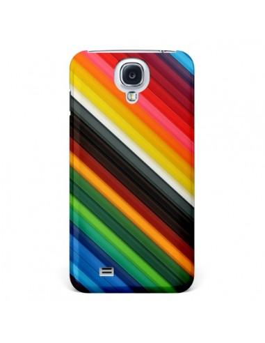 Coque Arc en Ciel Rainbow pour Samsung Galaxy S4 - Maximilian San