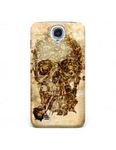 Coque Lord Skull Seigneur Tête de Mort Crane pour Samsung Galaxy S4 - Maximilian San