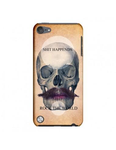 Coque Rock Skull Tête de Mort pour iPod Touch 5 - Maximilian San