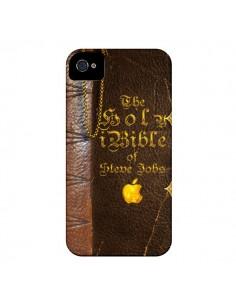 Coque Livre de Steve Jobs pour iPhone 4 et 4S - Maximilian San
