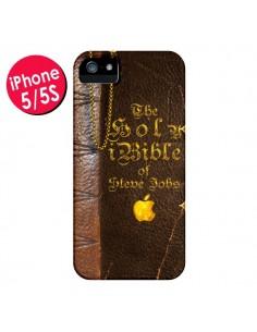Coque Livre de Steve Jobs pour iPhone 5 et 5S - Maximilian San