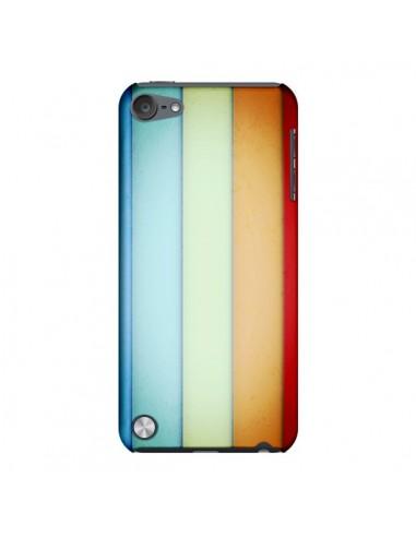 Coque Lignes Verticales Geometric pour iPod Touch 5 - Maximilian San