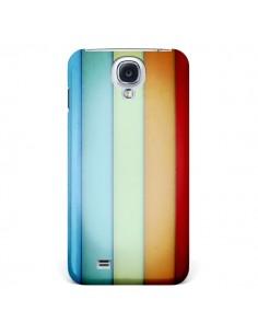 Coque Lignes Verticales Geometric pour Samsung Galaxy S4 - Maximilian San