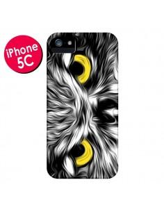 Coque The Sudden Awakening of Nature Chouette pour iPhone 5C - Maximilian San