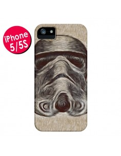 Coque Vincent Stormtrooper Star Wars pour iPhone 5 et 5S - Maximilian San