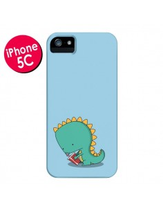 Coque Dinosaure pour iPhone 5C - Jonathan Perez