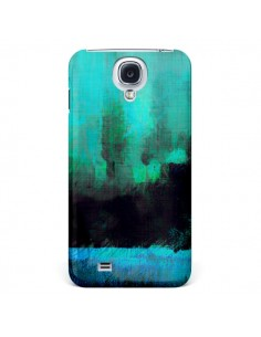 Coque Paysage Lysergic Horizon pour Samsung Galaxy S4 - Maximilian San