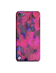 Coque Fleurs Rose Lysergic Pink pour iPod Touch 5 - Maximilian San