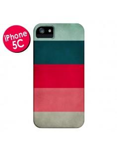 Coque Bandes New York City Hues pour iPhone 5C - Maximilian San