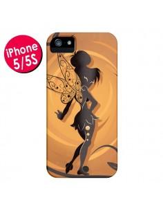 Coque Fée Clochette Fairy Peter Pan pour iPhone 5 et 5S - LouJah